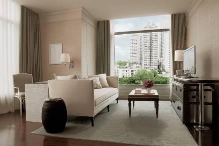 Oriental hotel residences