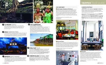 Asean Tripper 'On the Cover'