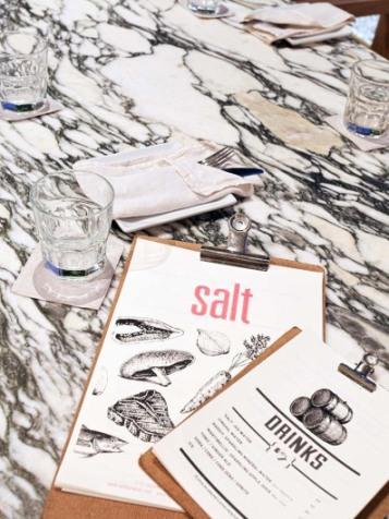 Salt at Ari