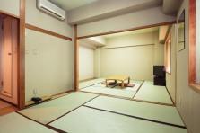 和室内観 Kyoto Travelers' Inn